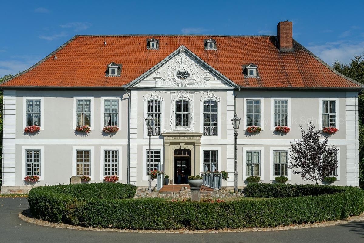 Schloss Schliestedt im Landkreis Wolfenbüttel