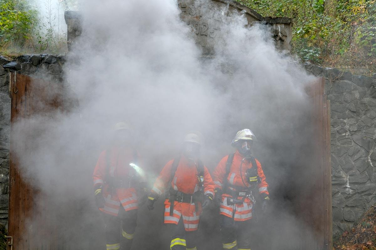 Feuerwehr Salzgitter-Bad dreht Imagefilm